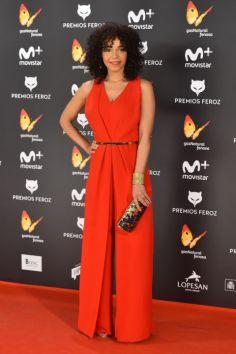 Montse Plà @ Premios Feroz 2017