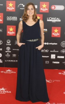 Natalia Sánchez @ Gaudí 2017
