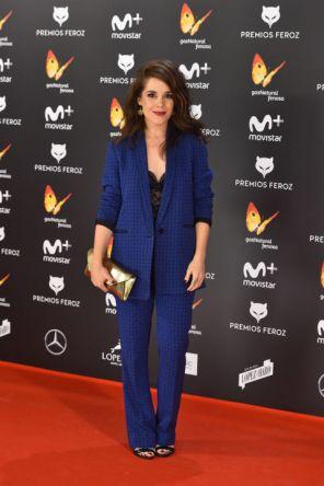 Nuria Gago @ Premios Feroz 2017
