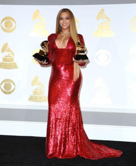 Beyoncé @ Grammy 2017