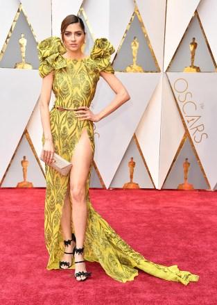 Blanca Blanco @Oscars 2017