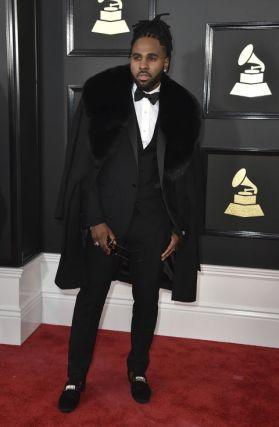 Jason Derulo @ Grammy 2017