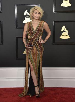 Paris Jackson @ Grammy 2017