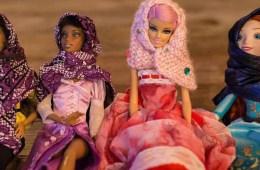 Barbie hijab