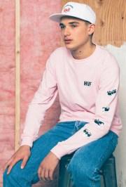 HUF x Pink Panther