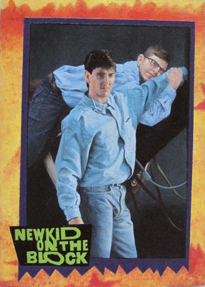 """""""New Kid"""" de Cobi Moules"""