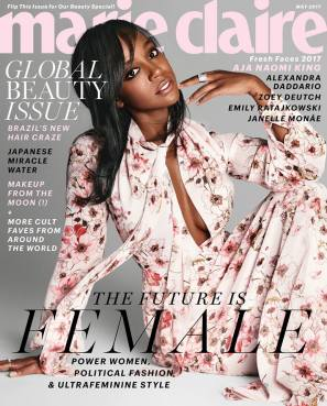 Marie Claire's Fresh Faces 2017