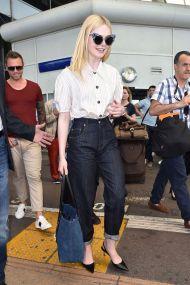 Elle Fanning @ Cannes 2017