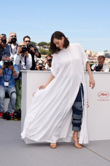 Marion Cotillard @ Cannes 2017