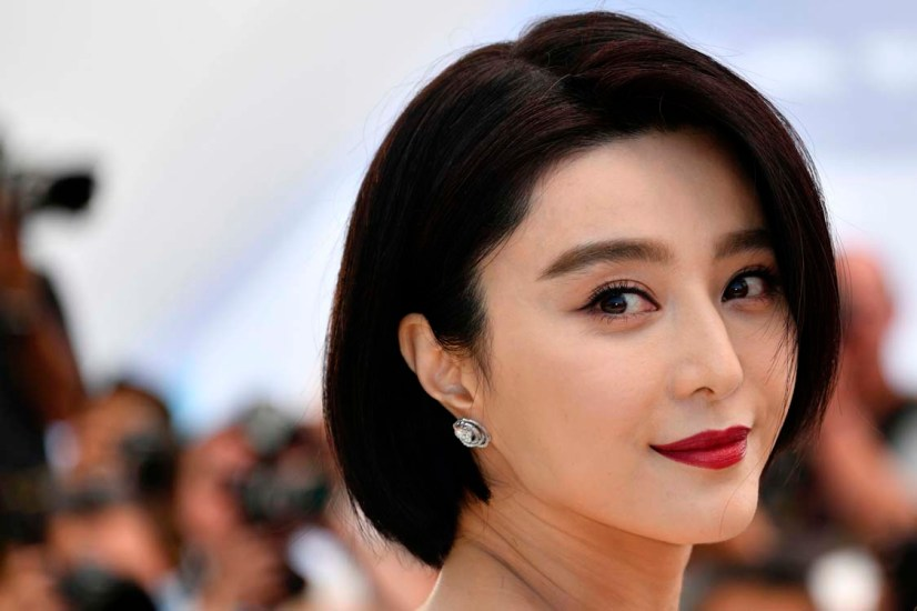 Fan Bingbing @ Cannes 2017