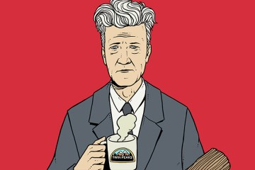 """Regreso a Twin Peaks"" de David Lynch"