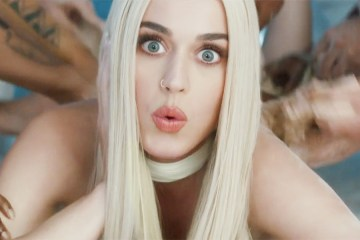"""""""Bon Appétit"""" de Katy Perry"""