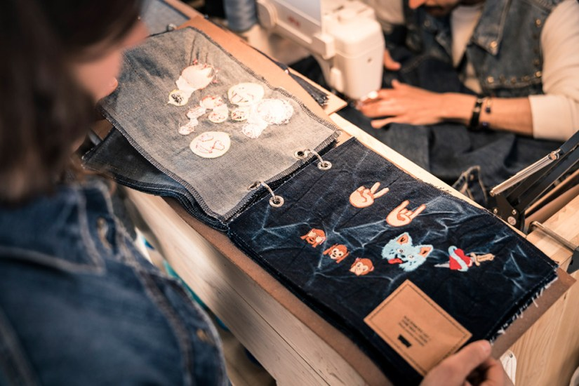 Tailor Shop on Tour de Levi's®
