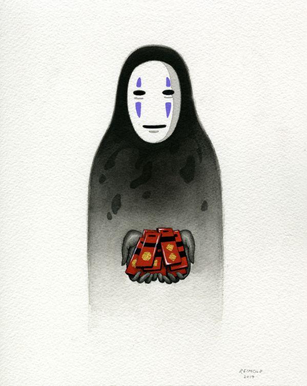 Alison Reimold @ Miyazaki Art Show