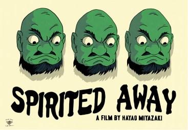 Chris Walker @ Miyazaki Art Show