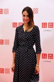 Laura Put @ UNIQLO Barcelona