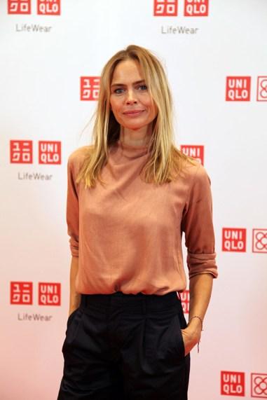 Verónica Blume @ UNIQLO Barcelona