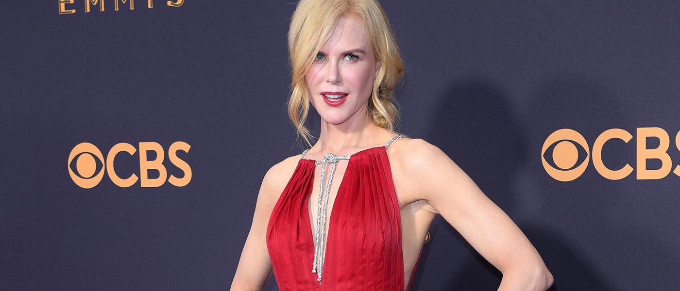 Nicole Kidman @ Emmy 2017