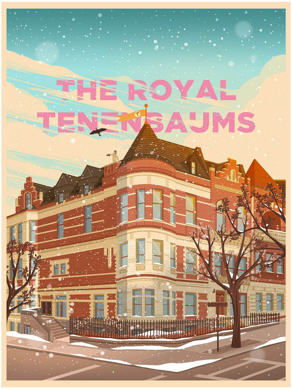 George Townley- the royal tenenbaums