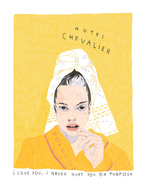 Ivonna Buenrostro - Hotel Chevalier