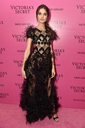 Blanca Padilla @ Victoria's Secret Show 2017