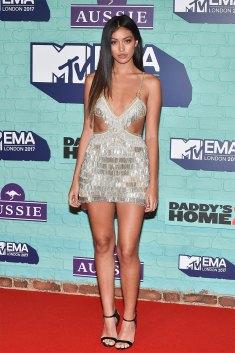 Cindy Kimberly @MTV EMA 2017
