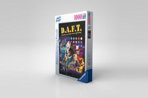 Daft Punk X-mas merchandising