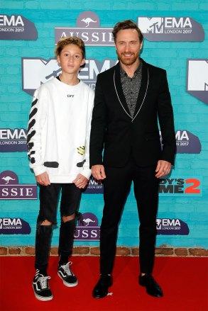 David Guetta @MTV EMA 2017