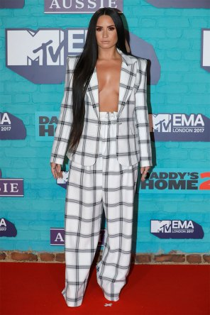 Demi Lovato @MTV EMA 2017