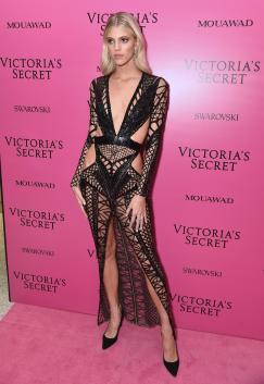 Devon Windsor @ Victoria's Secret Show 2017