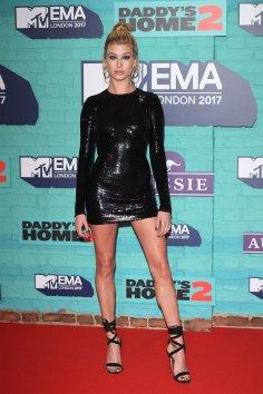 Hailey Baldwin @MTV EMA 2017