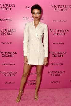 Jourdana Phillips @ Victoria's Secret Show 2017