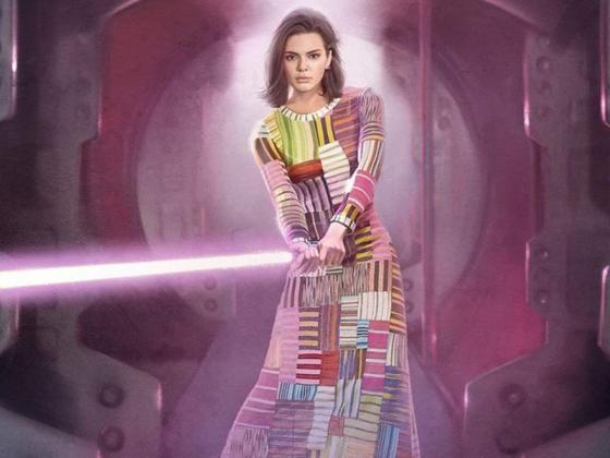 Kendall Jenner @ Star Wars