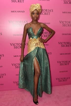Maria Borges @ Victoria's Secret Show 2017