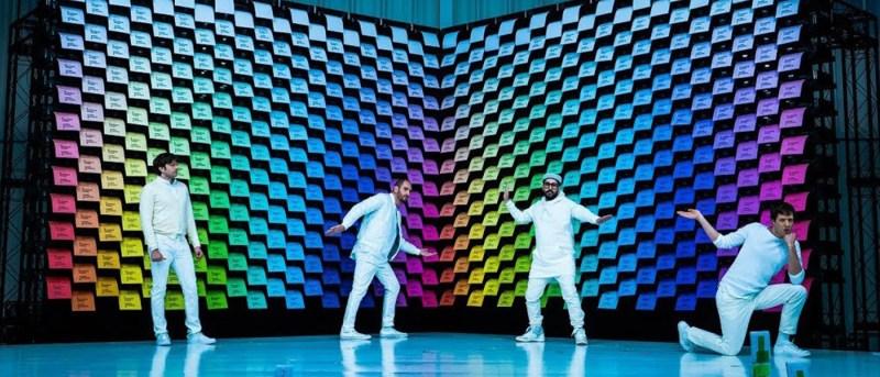 """""""Obsession"""" de OK Go"""