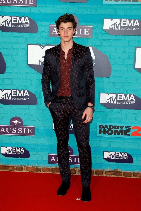 Shawn Mendes @MTV EMA 2017