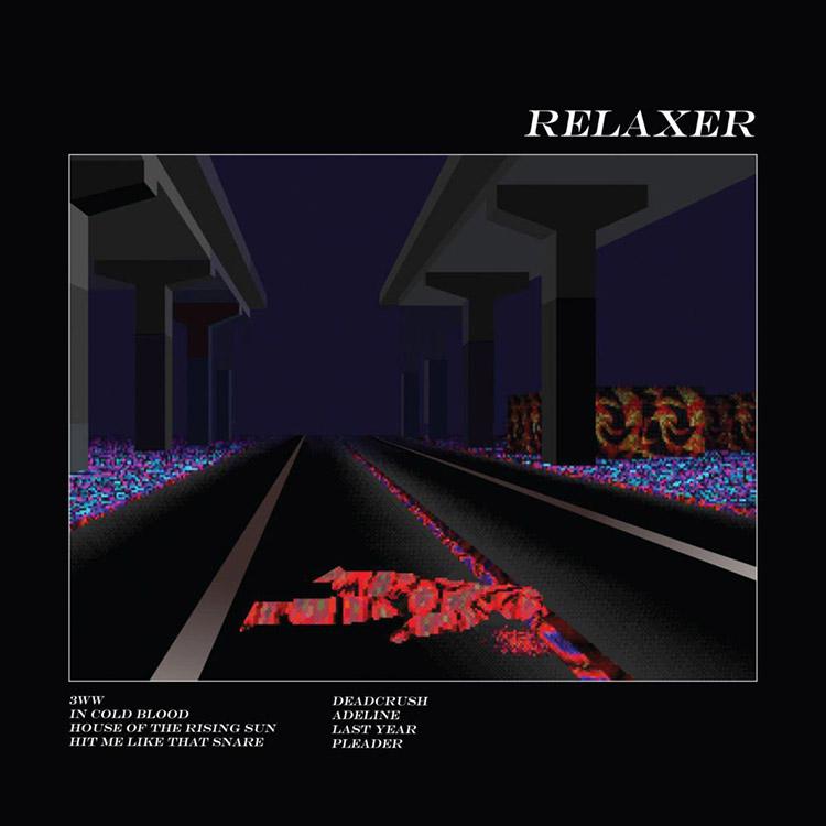 """""""Relaxer"""" de Alt-j"""