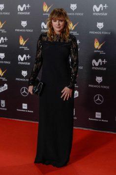 Emma Suárez @ Premios Feroz 2018