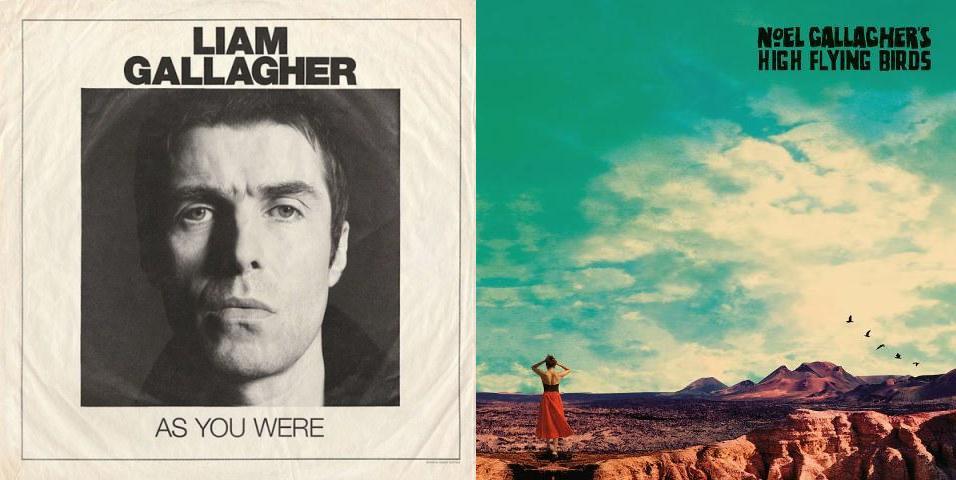 Liam vs Noel Gallagher