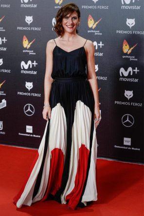 Malena Alterio @ Premios Feroz 2018