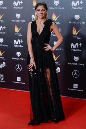 Mariam Hernández @ Premios Feroz 2018
