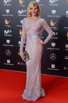 Patricia Montero (de Lilian Urquieta) @ Premios Feroz 2018