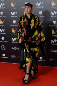 Rossy de Palma (de Palomo Spain) @ Premios Feroz 2018