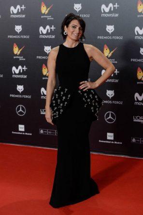 Sílvia Abril @ Premios Feroz 2018