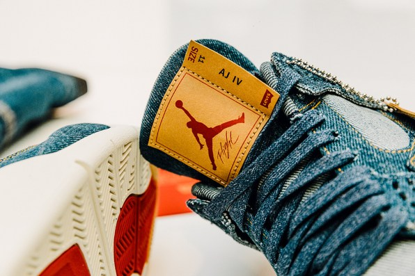 Levi's x Jordan