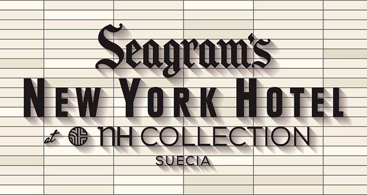Seagram's New York Hotel at NH Collection Suecia