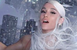 """No Tears Left To Cry"" de Ariana Grande"