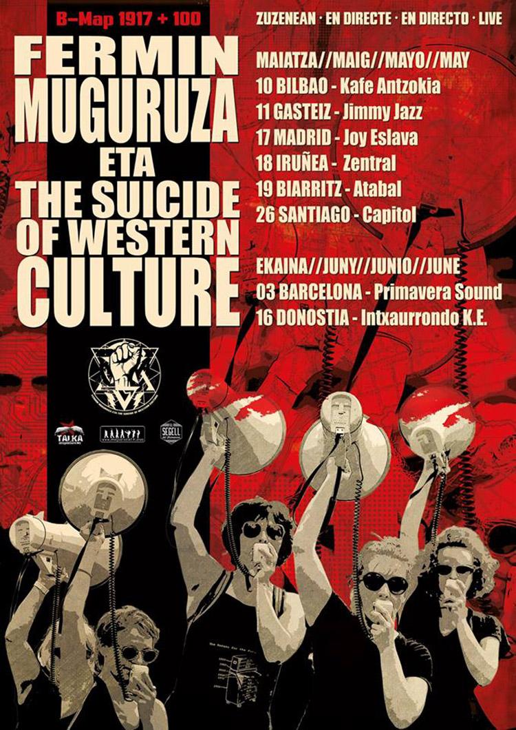 Fermin Muguruza y The Suicide of Western Culture