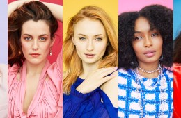 Marie Claire's fresh faces