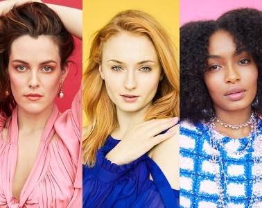 Marie Claire's fresh faces